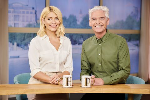this morning holly and phil