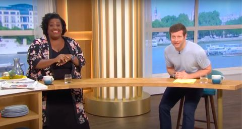 this morning alison and dermot