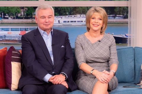 this morning eamonn holmes and ruth langsford