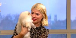 This Morning's Holly Willoughby cries over puppy