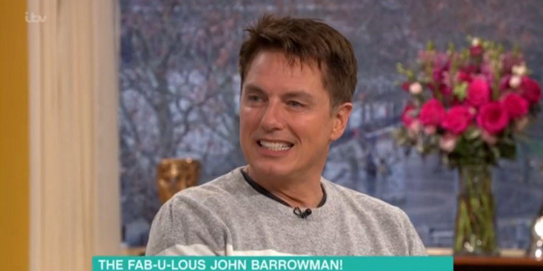 This Morning John Barrowman / I'm a Celebrity