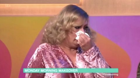 This Mornings Holly Willoughby In Shock After Makeover Goes