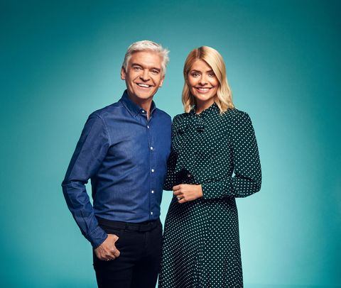 phillip schofield, holly willoughby, this morning