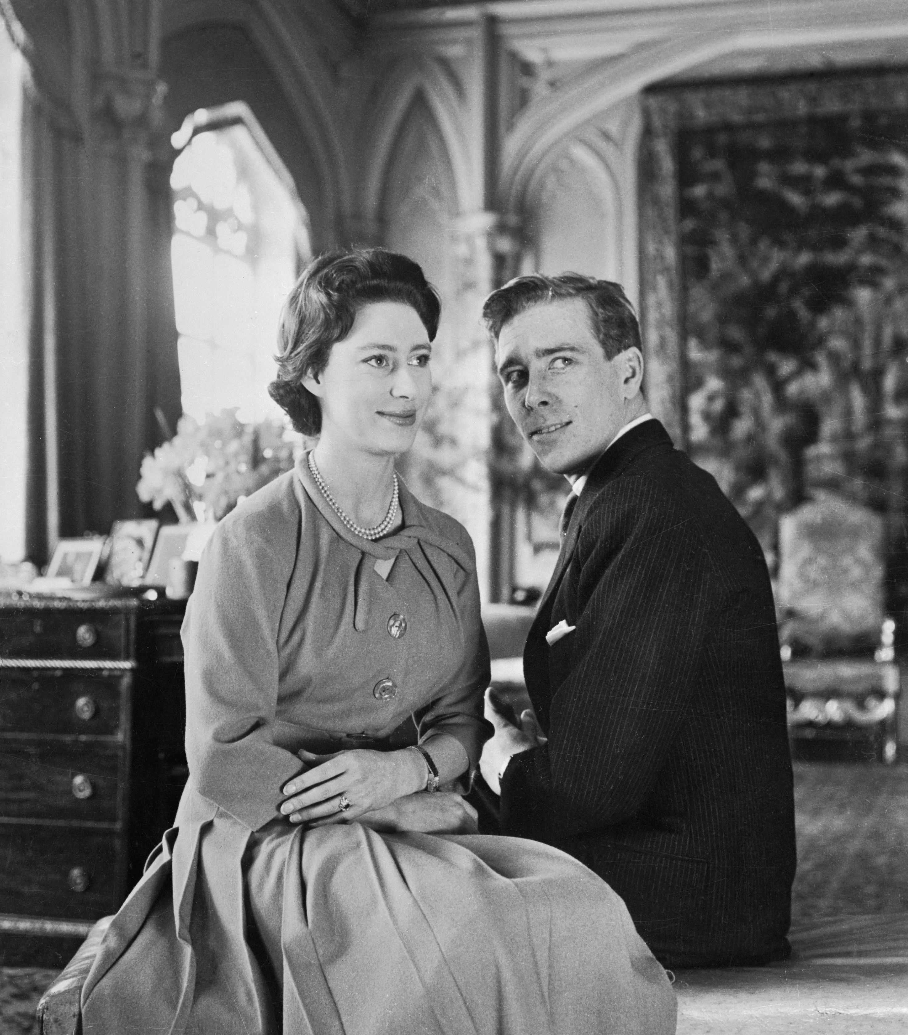 Princess Margaret And Antony Armstrong Jones In Real Life
