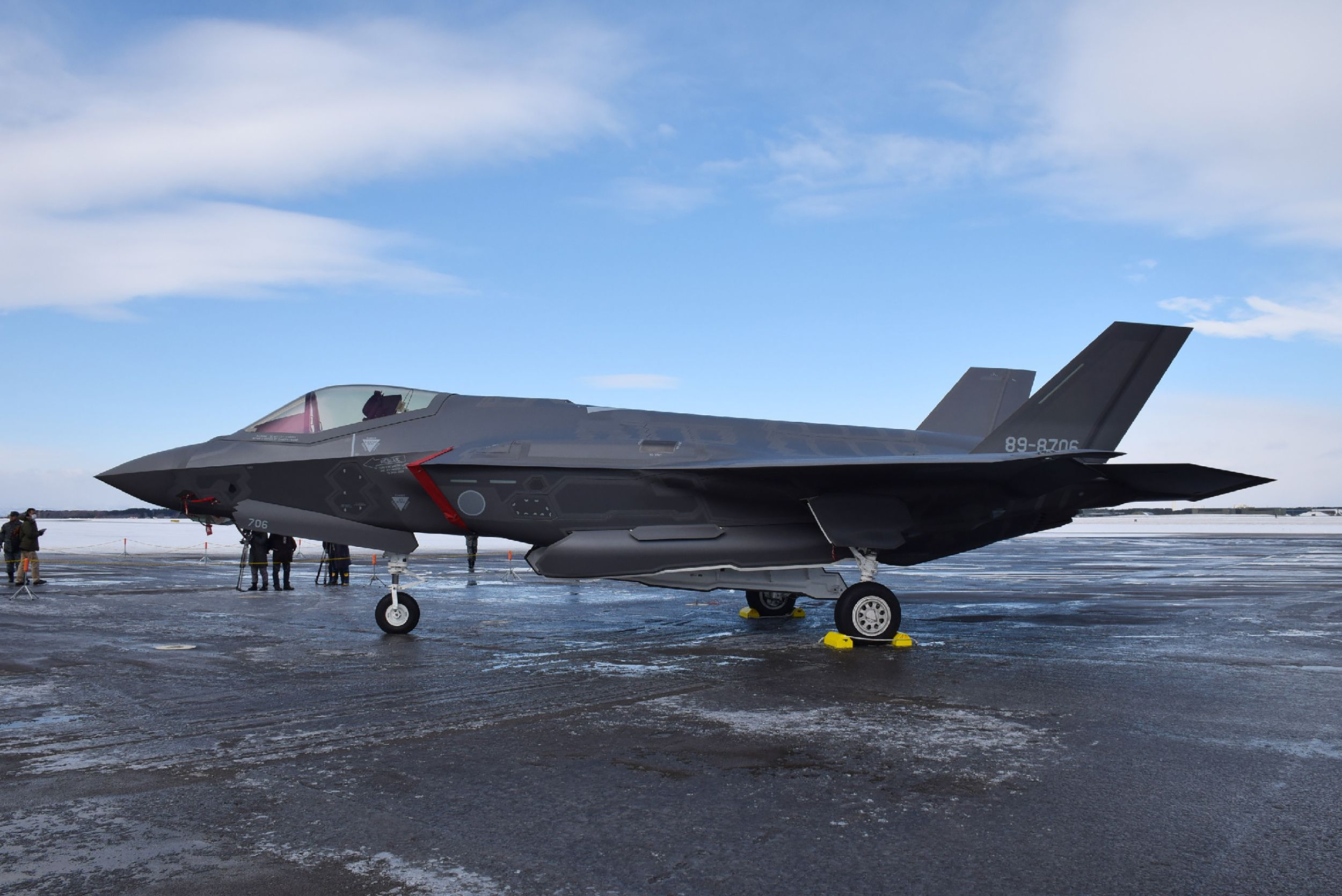 The U.S. Ends Search for Missing F-35 Fighter Jet