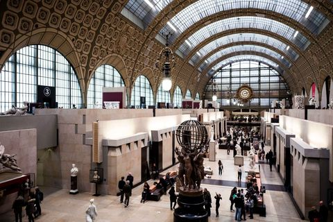 FRANCE-CULTURE-MUSEUM-ORSAY