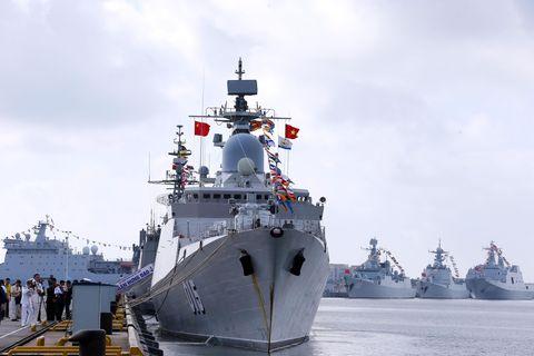 CHINA-ASEAN-DEFENCE-DIPLOMACY