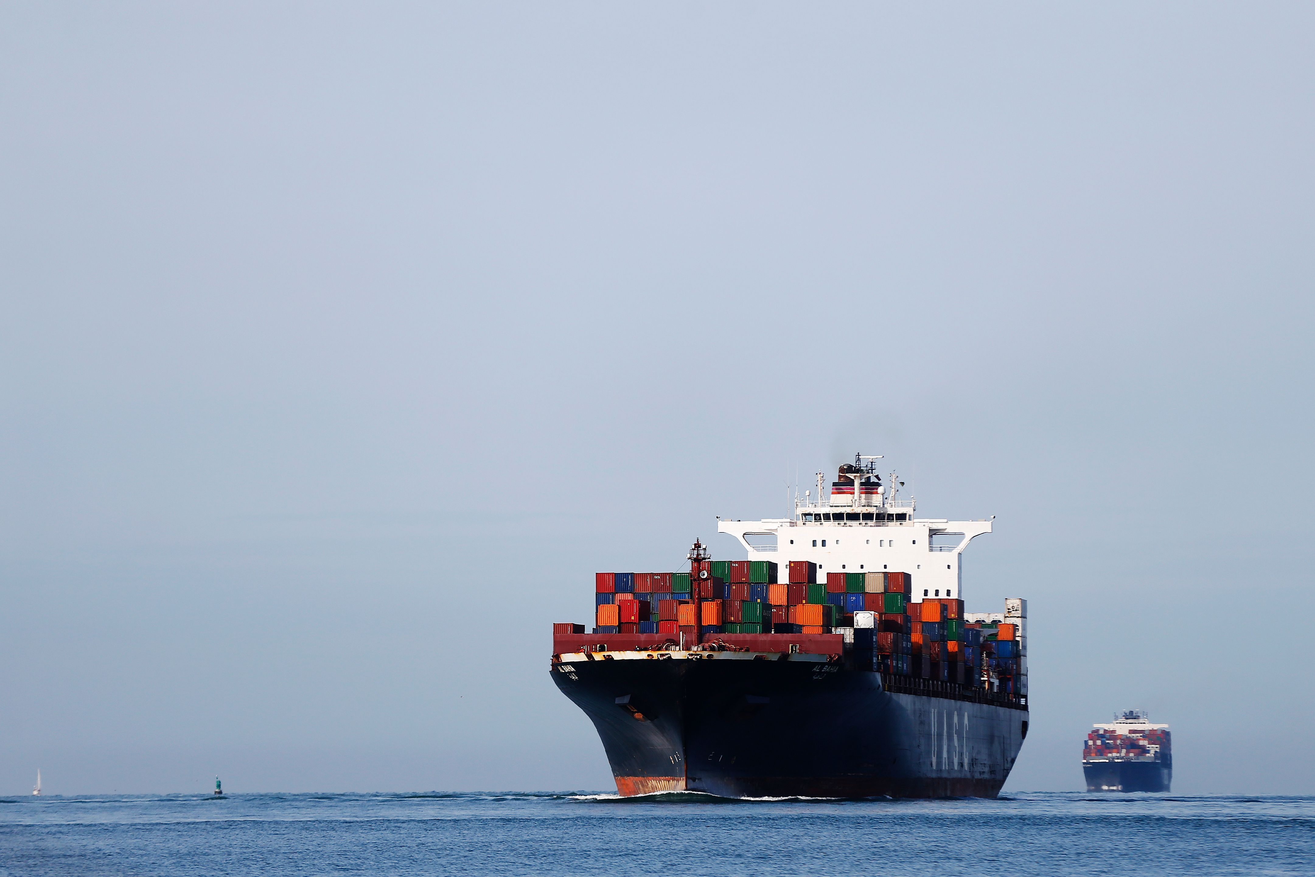 Should Ships Have Speed Limits?