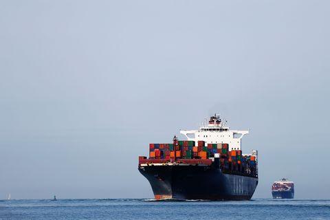 FRANCE-TRANSPORT-ECONOMY-SHIPPING