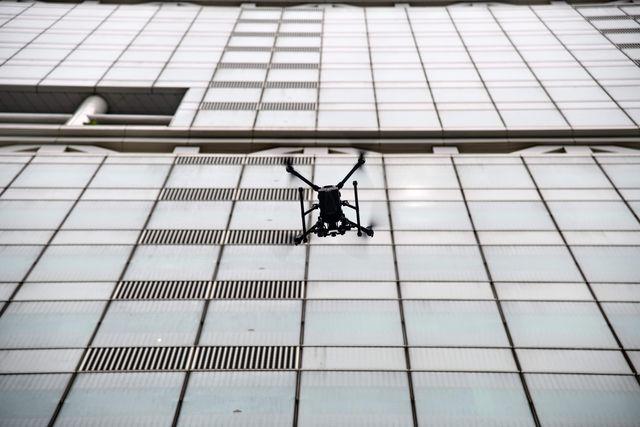 singapore drones technology