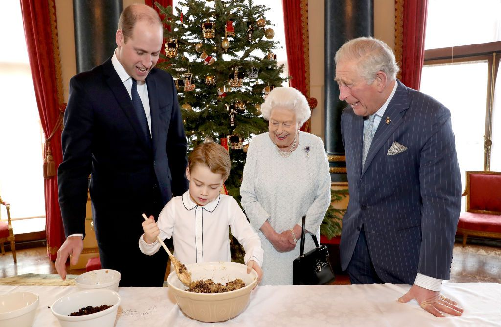 Like You, the Royals Spent the Weekend Baking at Home With Family