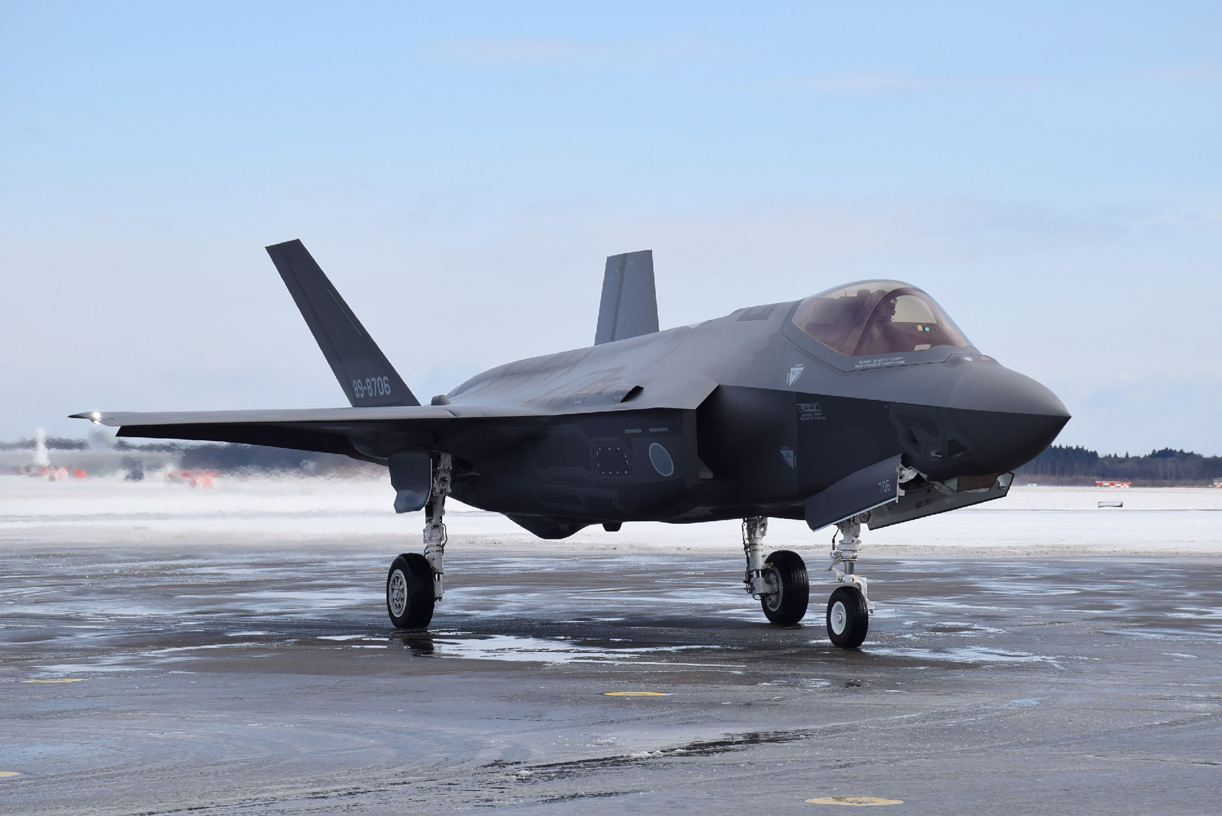 U.S.: China Won't Find Japan's Lost F-35 Before We Do