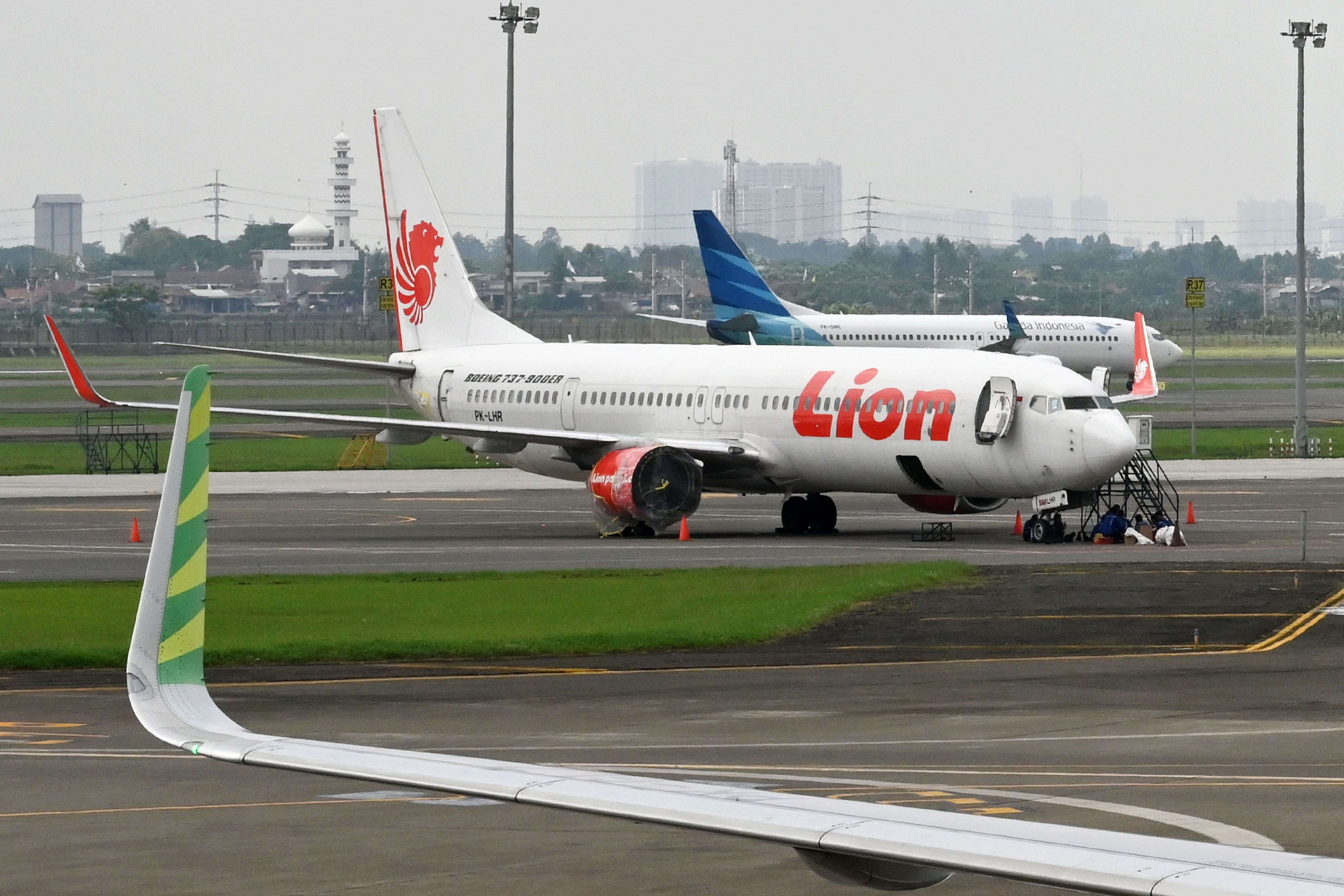 Lion Air Pilots Had Less Than a Minute to Avert Fatal Crash