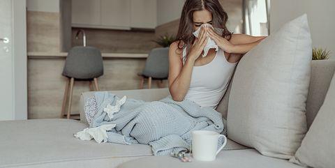 インフルエンザの特徴|インフルエンザにならないための、NG行為