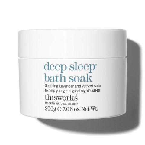 Best sleep remedies - thisworks bath soak