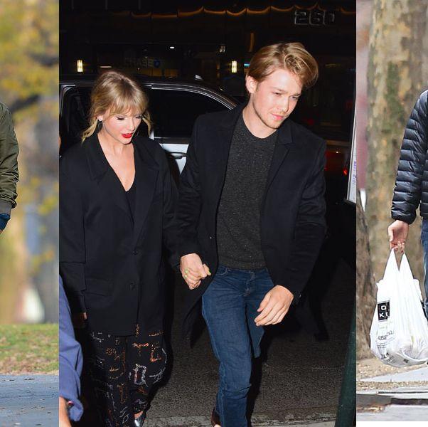 Harry Styles, Joe Alwyn,Jake Gyllenhaal, Taylor Swift