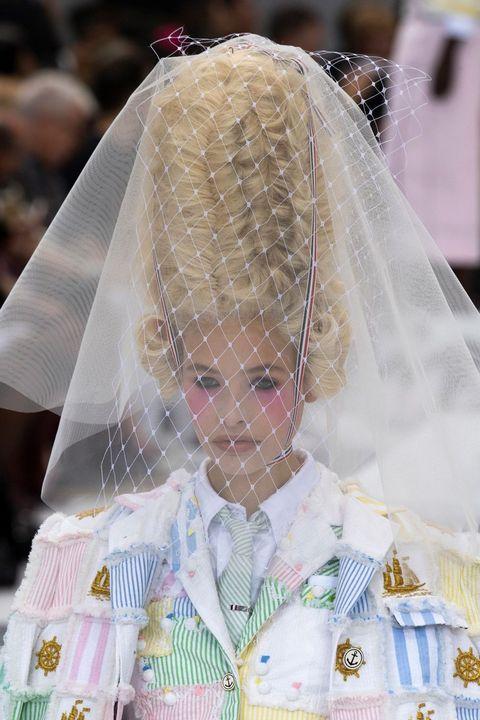 Veil, Bridal veil, Bridal accessory, Fashion, Bride, Tradition, Dress, Fashion accessory, Wedding dress, Marriage,