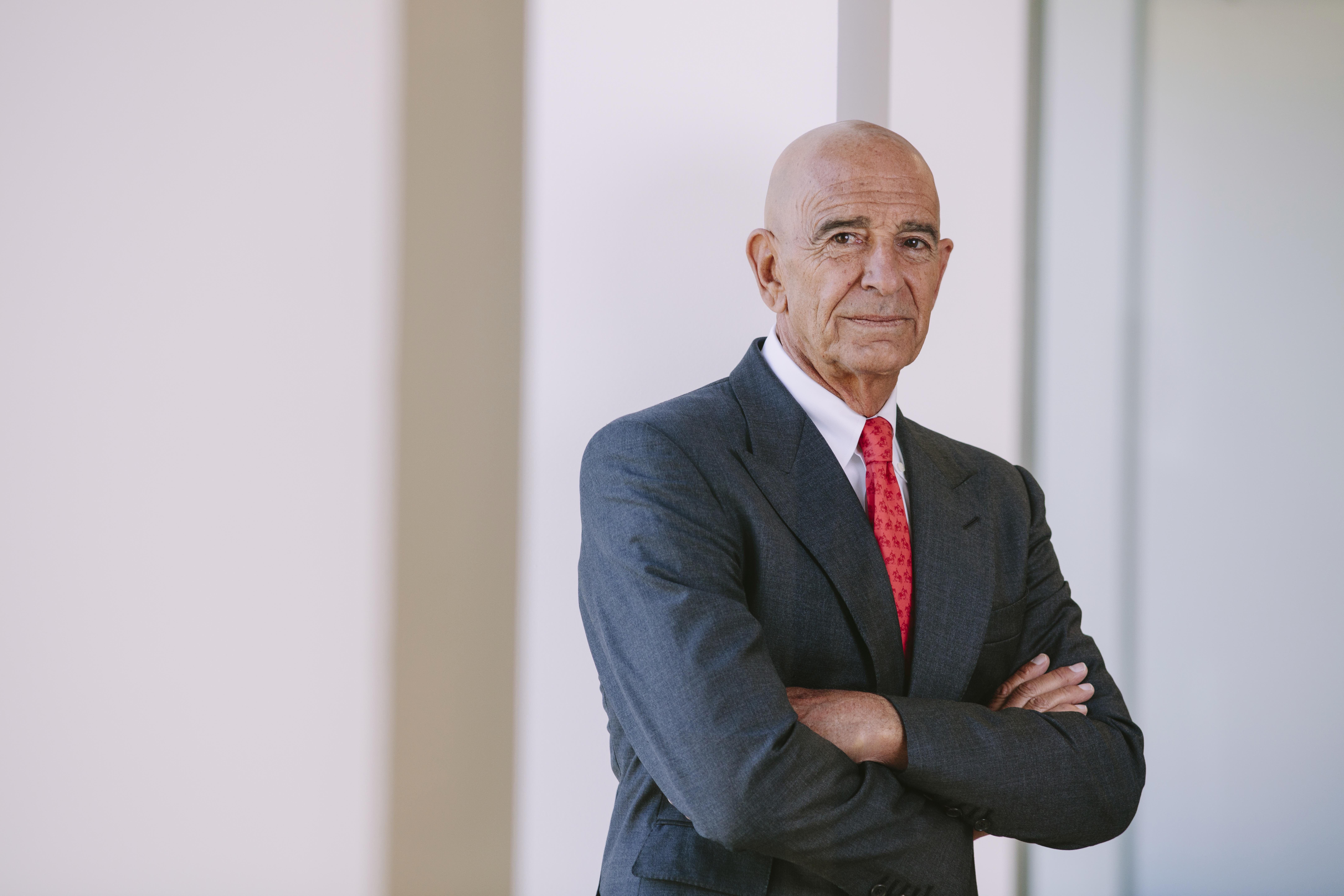 Thomas Barrack Facts 10 Things To Know About Trumps Friend