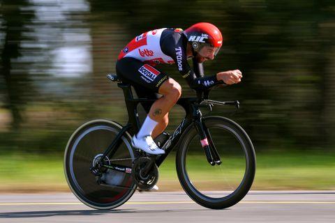 121st belgian road championship 2020   men's elite individual time trial