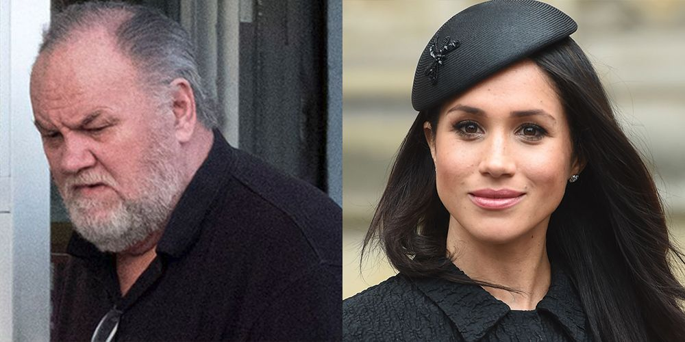 1d0e6906ed15c Meghan Markle and Her Dad: A Timeline of Their Rocky Relationship