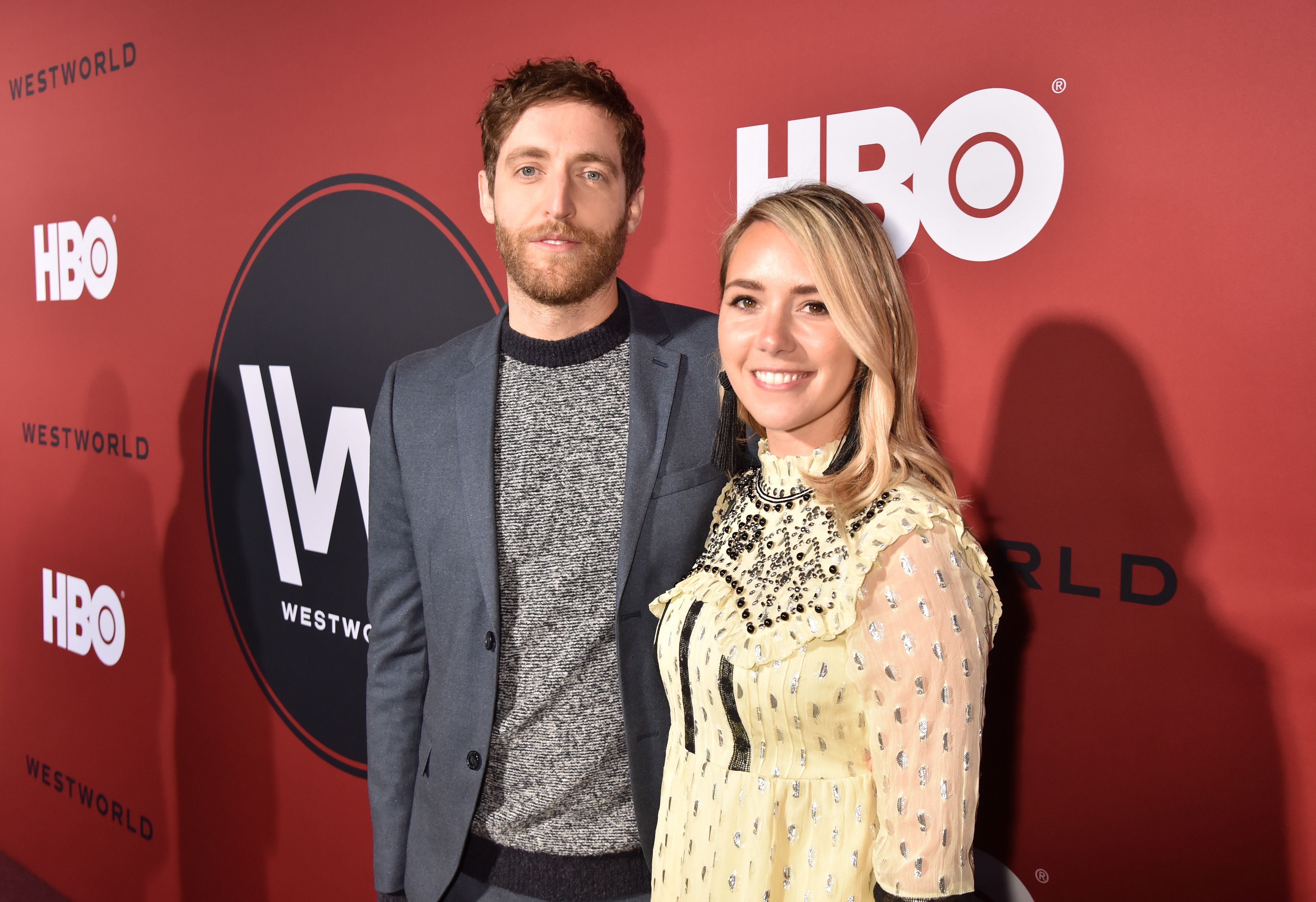 Thomas Middleditch Talks About Going to Sex Parties With His Wife
