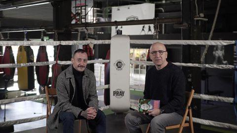 Thomas Page McBee con Oscar Lopez en Pagina Dos