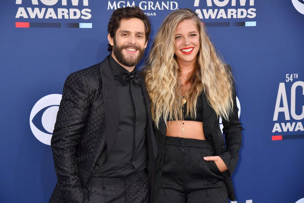 All About Thomas Rhett And Wife Lauren Akins S Marriage And Kids