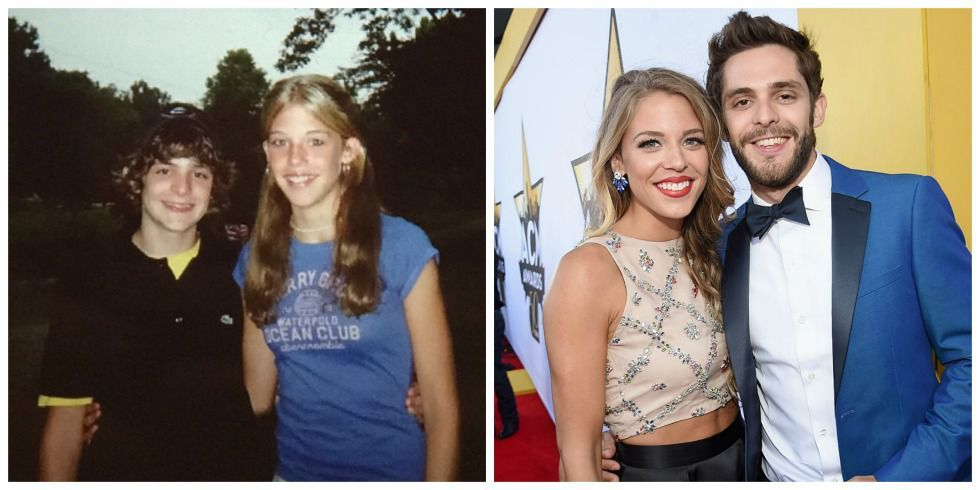 e1e9252440 How Thomas Rhett and Wife Lauren Akins Met - Thomas Rhett s Marriage  Inspired