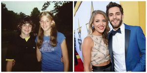 thomas rhett wife lauren akins