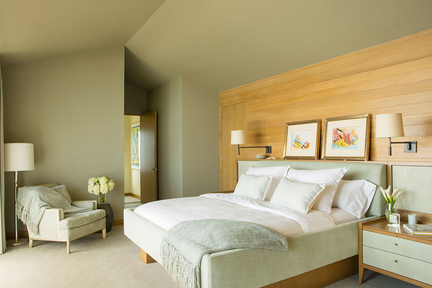Image Result For Bedrooms With Grey Walls