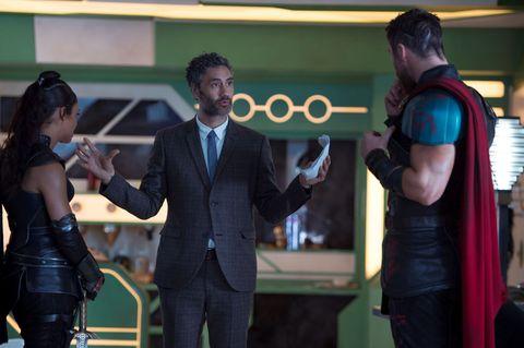 Se ha filtrado, supuestamente, el argumento de Thor 4, Love and Thunder, en Internet.