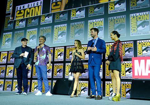 Thor 4 Comic-ConMarvel Studios Hall H Panel