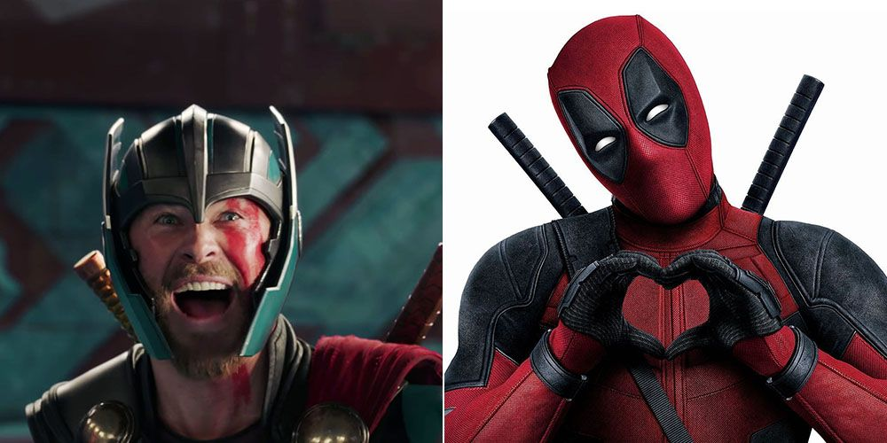 Chris Hemsworth da la bienvenida a Deadpool a Marvel - Thor