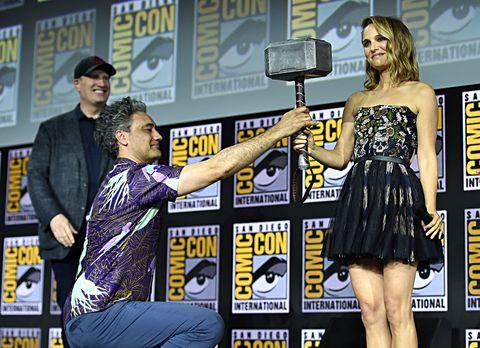 ¿Por qué ha vuelto a Marvel Natalie Portman?