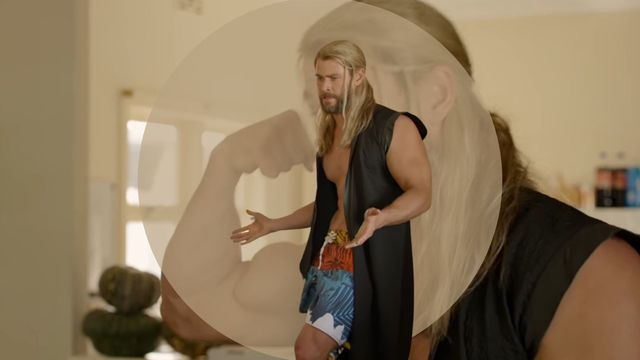 chris hemsworth da vida a thor en los cortos de marvel studios team thor
