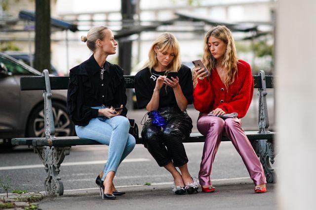 street style  paris fashion week  womenswear spring summer 2020  day five