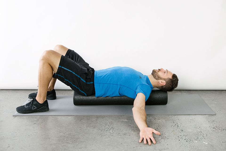 "Fitness Foam Roller Gym Sport Massage Body Yoga Injury Half-Round 6/"" X 12/"""