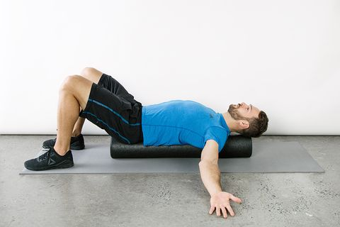 7 Foam Roller Exercises for Back Pain
