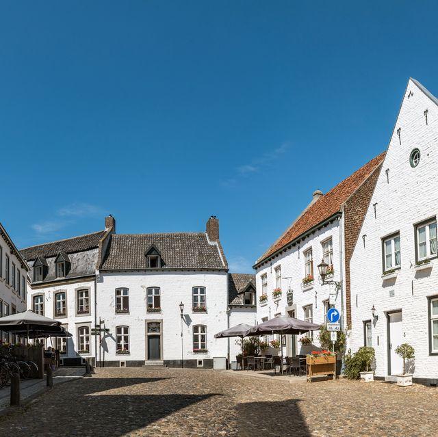 thorn panorama in limburg, netherlands