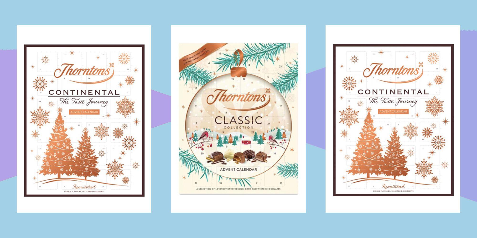 Best chocolate advent calendars - Chocolate advent calendar 2018