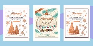 Thornton's Christmas advent calendars are now here