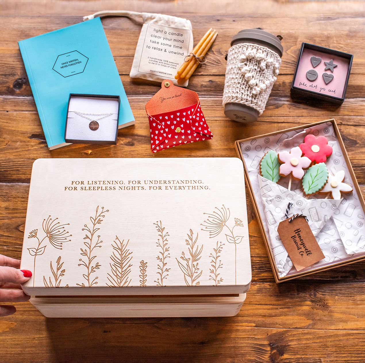 Notonthehighstreet launches 'the most thoughtful gift' for Mother's Day