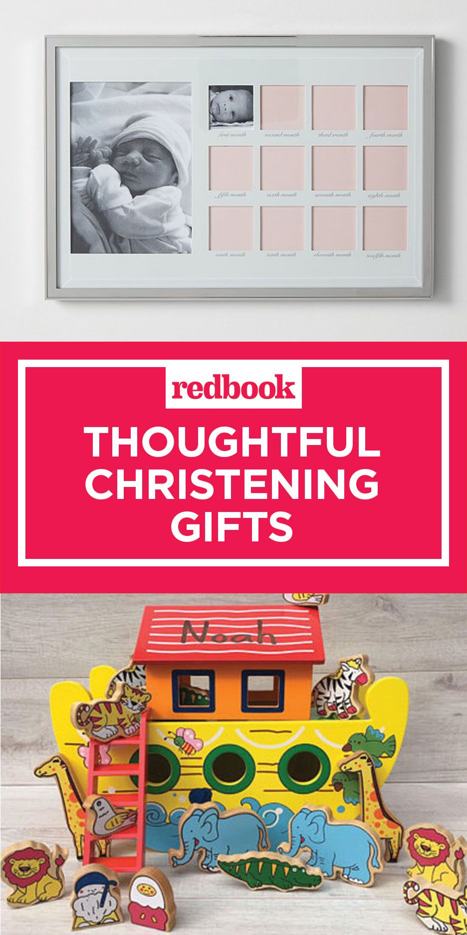 thoughtful christening gifts