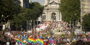 Gay Parade 2010 in Madrid