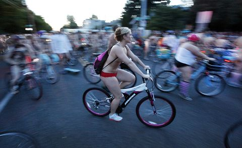 Hulu Is Looking for Naked Cyclists to Serve As Extras on a Hit Series