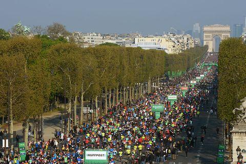Schneider Electric Marathon De Paris 2019