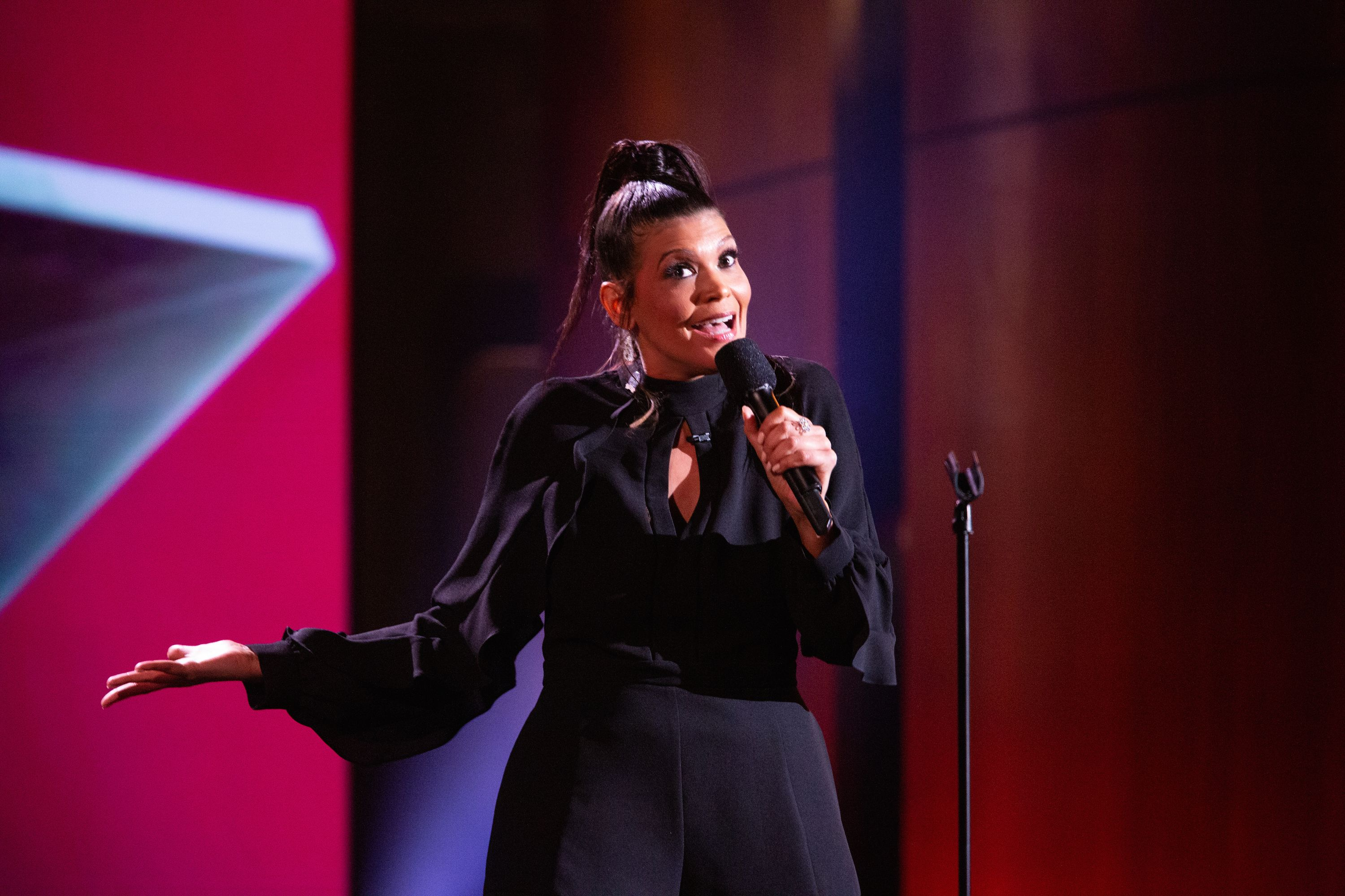 Aida Rodriguez Was Kidnapped Twice. Now That's Part of Her Stand-Up.