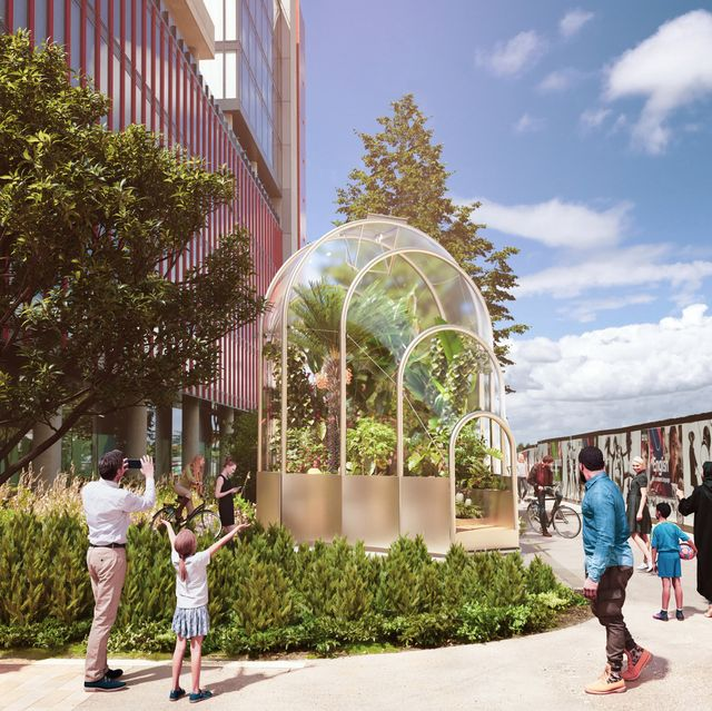 ldf 2020 landmark project the hothouse by studio weave