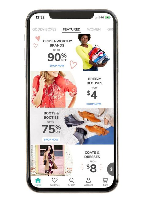 thredUP - Best Clothing Apps