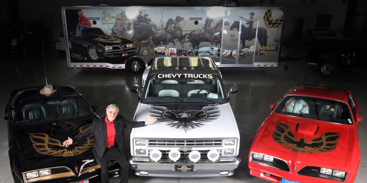 Bmw Used For Sale >> Barrett-Jackson to Auction Vehicles from the Burt Reynolds ...
